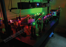 Laser Holographic 2D/3D Plate-making Machine(Model A)